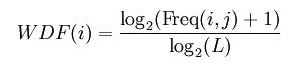 WDF Formel