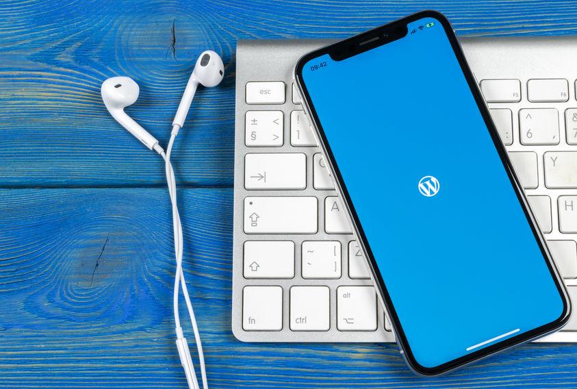 Wordpress auf dem Smartphone