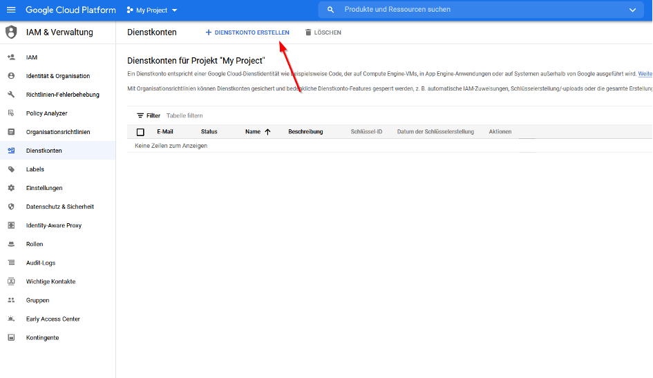 Google Indexing API