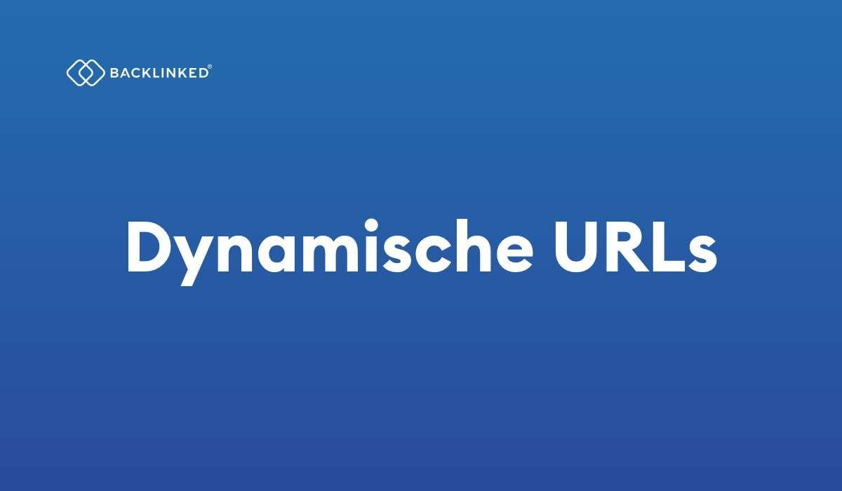 Dynamische URLs
