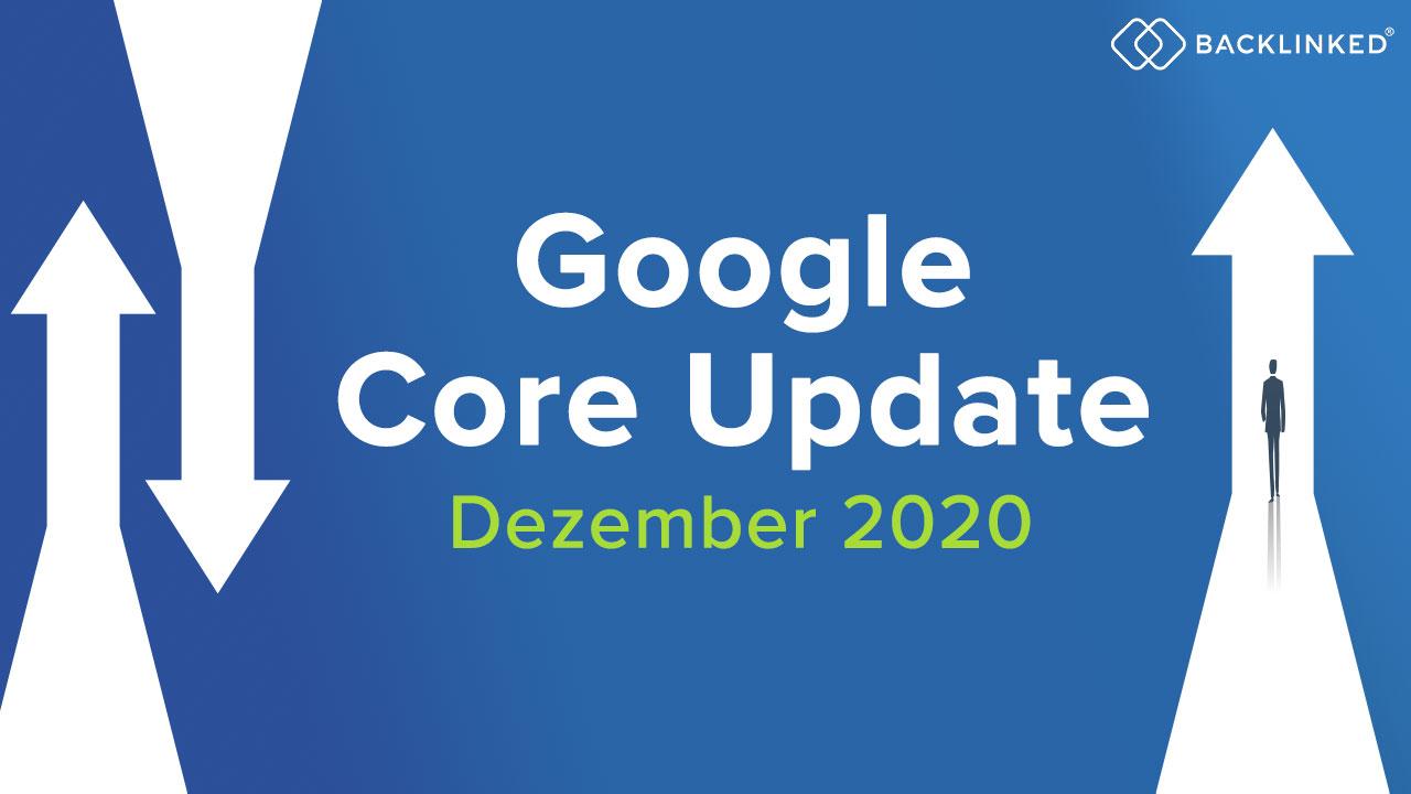 Google Core Update Dezember